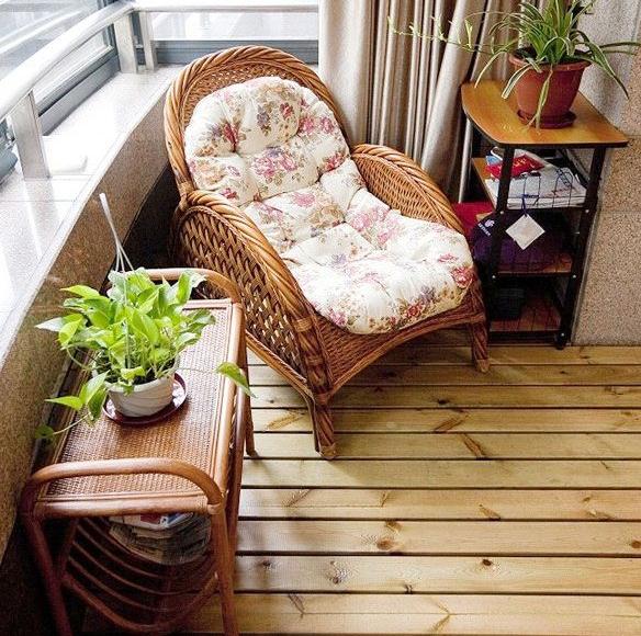夏季阳台这样设计最合适再炎热都