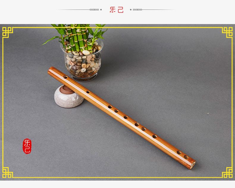 陈情笛魔道祖师笛子初学成人零基础竹笛入门成人乐器儿童横短素笛