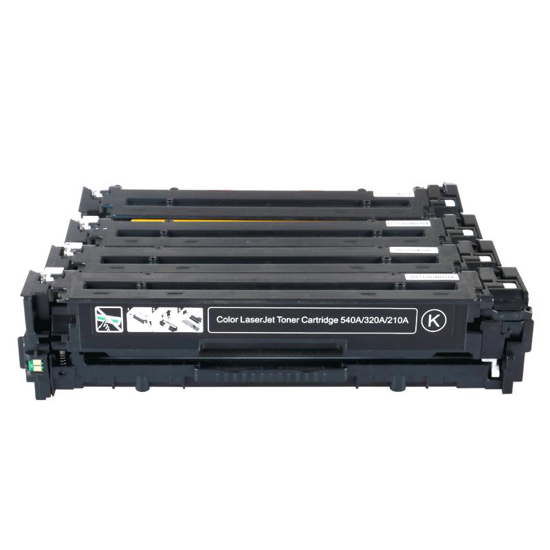 韶运适用惠普M251N硒鼓HP200 hp1215 M276nw CF210A激光打印机粉盒佳能crg331 7100 mf8050 CP1215 ce320a