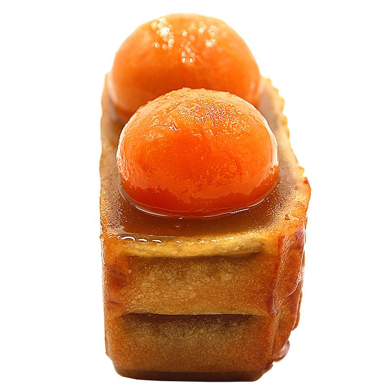 天地壹品双黄白莲蓉月饼散装整箱8个广式蛋黄豆沙中秋节老式传统
