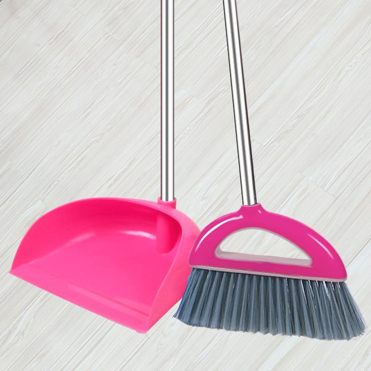 扫把簸箕组合套装家用 软毛扫帚扫地优惠后5元包邮