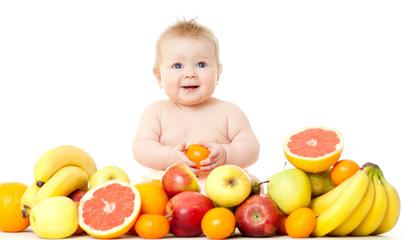 想帮宝宝增强宝宝抵抗力?不要少了它哦