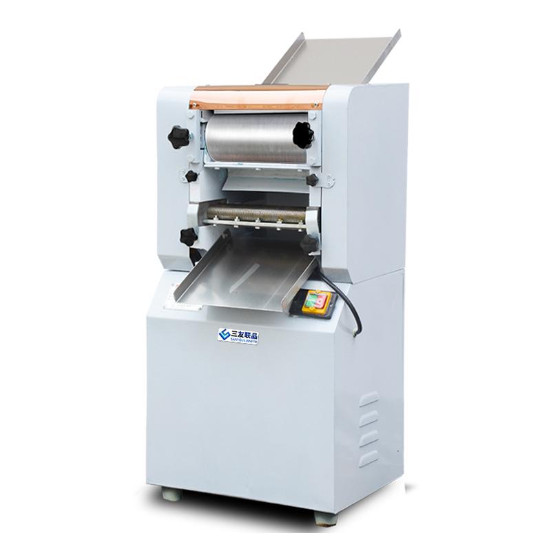 三友联品大型压面机多功能商用面条一体机全自动擀面皮电动切面机