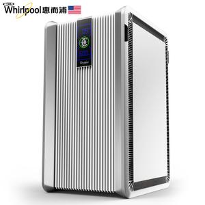 美国惠而浦空气净化器家用客厅卧室除甲醛雾霾二手烟pm2.5氧吧Pro
