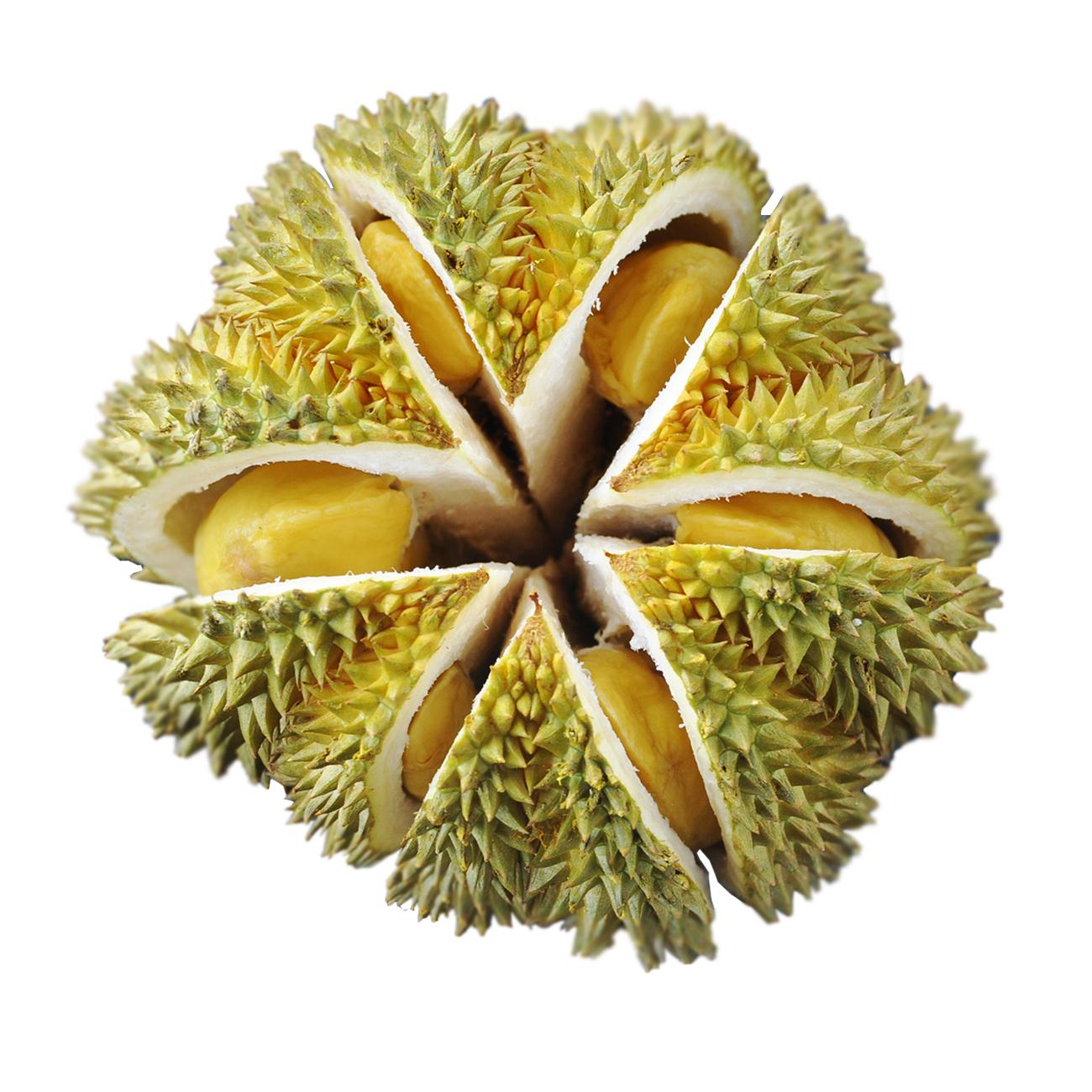 新鲜榴莲 泰国进口带壳9-10斤(1-2个)现摘现发水果包邮金枕头