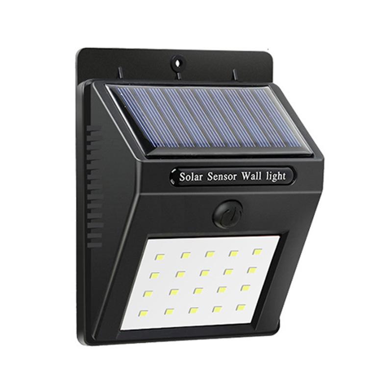 太阳能灯户外庭院灯新农村室内超亮家用一拖二大功率防水照明路灯