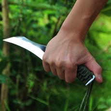Туристический нож Открытый нож джунгли сабельные