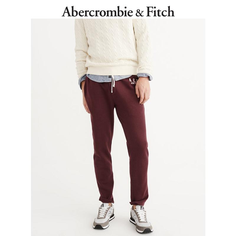 Quarter End Specials Abercrombie & Fitch Men's Classic Logo Sweatpants 146824 AF