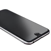 p苹果6s六plus手机钢化膜 磨砂手机半屏苹果6s钢化膜磨砂非全屏
