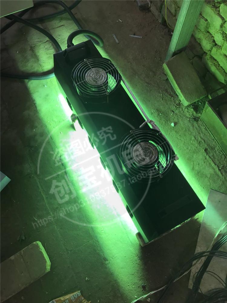 紫外线固化灯_3kw长720mmuv光固机uv油墨固化灯可固定现货