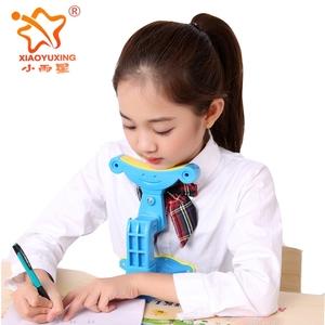 小雨星防近视坐姿矫正器小学生儿童写字架纠正姿势视力保护器视架