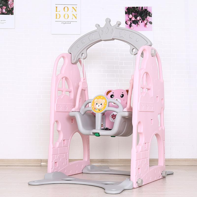 儿童室内家用秋千婴幼儿吊椅宝宝摇椅小孩荡秋千户外玩具座椅