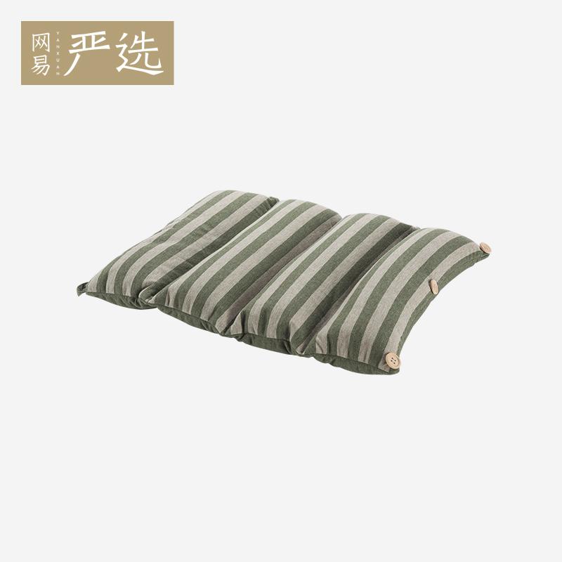 网易严选 日式多功能手卷午睡枕 靠垫