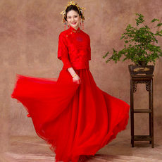 Cheongsam dress OTHER 2035 2017