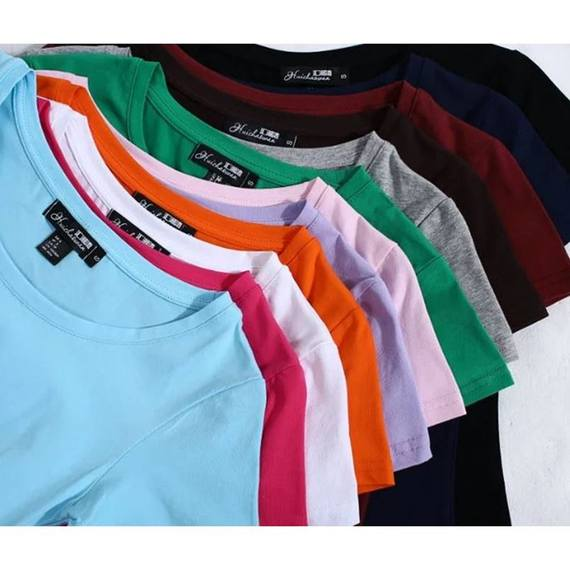 Women's casual Blouse Ladies Breathable T-Shirts Shirt Tops