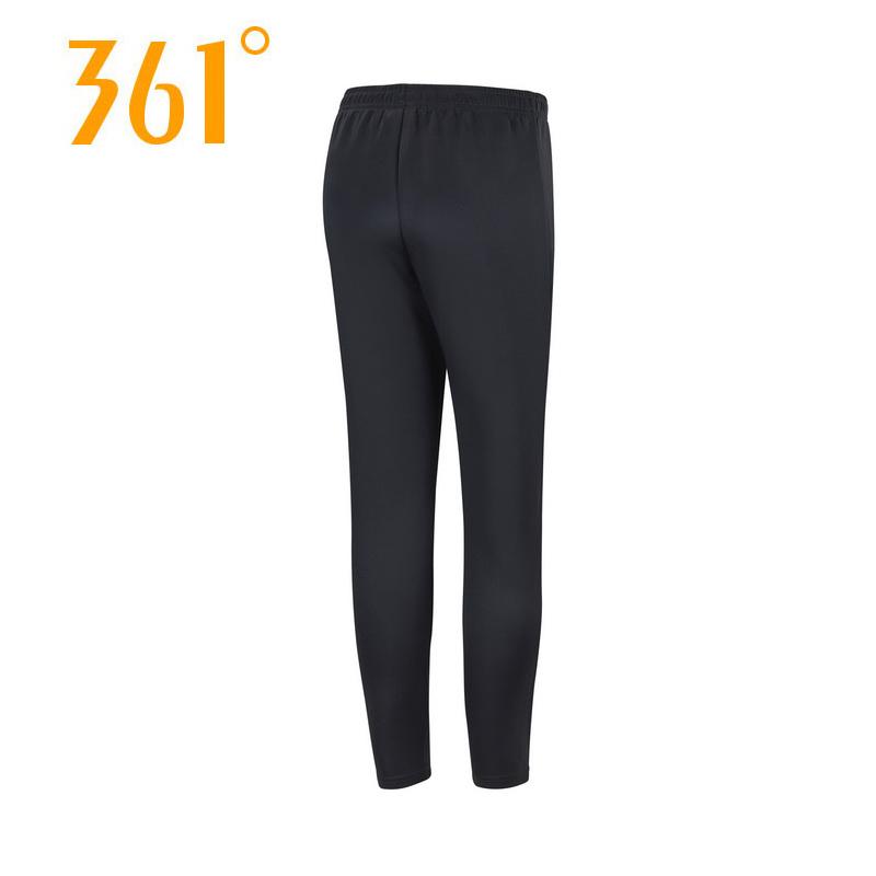 361度女装运动长裤2019春季滑面透气舒适休闲小脚运动裤训练裤