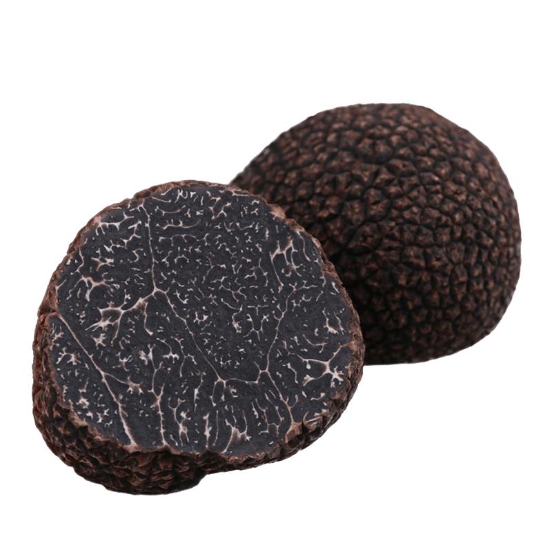 新鲜黑松露 野生菌松5-7cm约160g-220g-个
