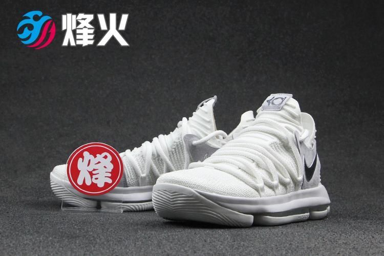 Flames Nike Zoom KD10 EP Durant 10 basketball shoes 897815 897816-100 101