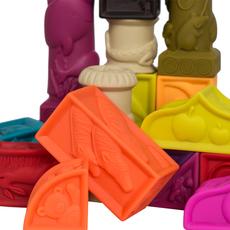 Мягкие кубики для детей Btoys B.Toys