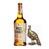 Wild Turkey Whiskey, 750ml