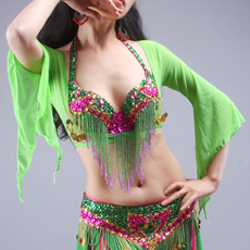 костюм для Belly Dance Green Man