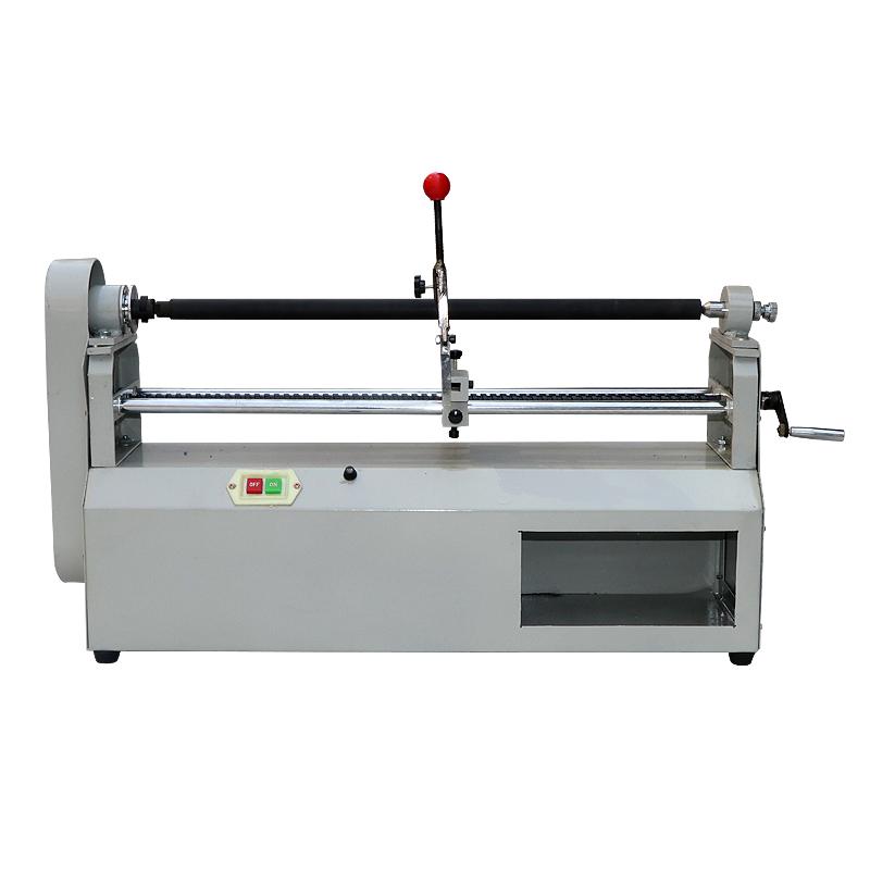 宝预(BYON)680E电动烫金纸切割机电化铝色带切段机适合印刷厂烫金加工用