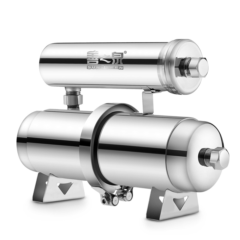 善之泉净水器家用直饮厨房超滤净水机不锈钢自来水过滤器直饮水机