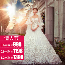 Wedding dress Bride a991 2016 991