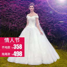 Wedding dress Bride 2728hs 2016 2728