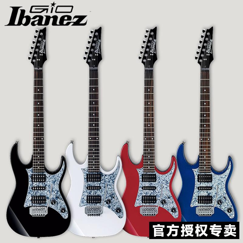 正品依班娜电吉他Ibanez GRX150单摇电吉他套装初学者专业品牌