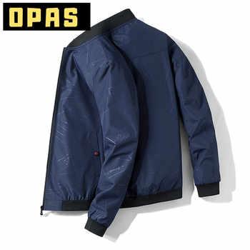 【OPS】秋季男士潮流夹克外套券后69元包邮