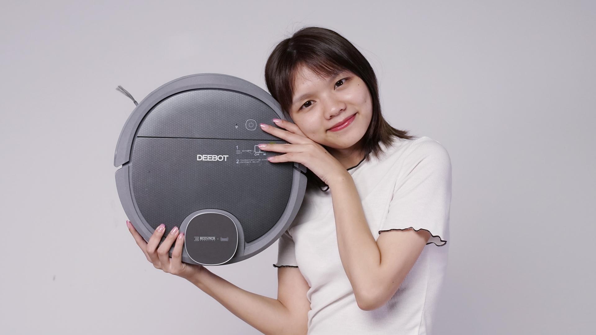 这个扫地机器人,竟逼退了家里的清洁阿姨