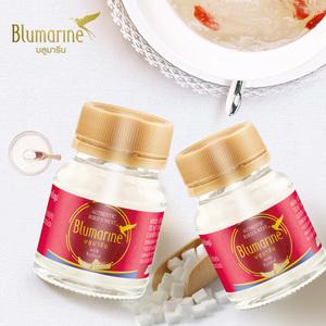 6瓶泰国进口Blumarine 雨巢即食燕窝木糖醇 孕妇老人滋补品75ml