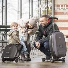 чемодан Micro Lazy Luggage