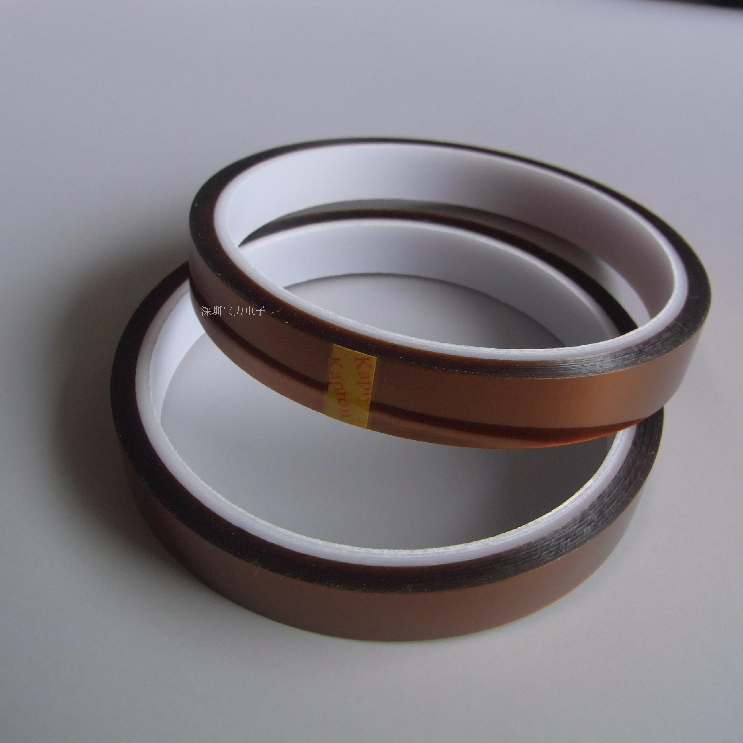 High temperature tape welding polyimide high temperature battery pack polymer lithium battery bandage insulating tape