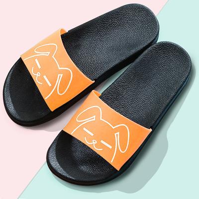 【豬太帥】防滑居家情侶拖鞋