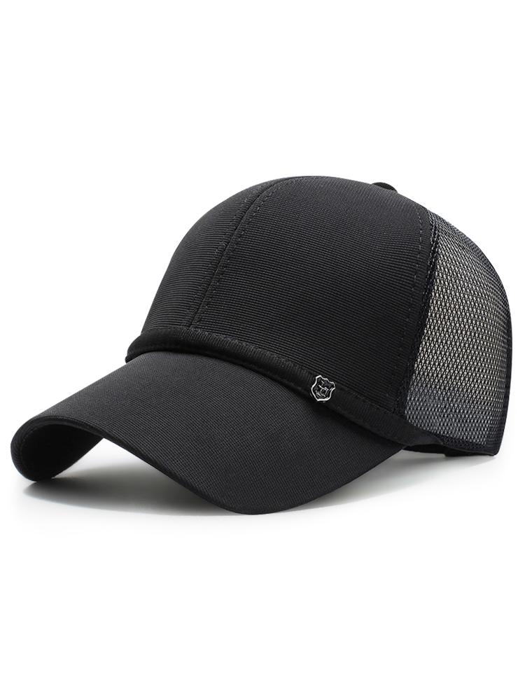 春季新款 老年帽网帽棒球帽