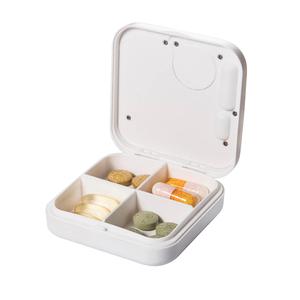 智能电子药盒分装一周定时闹钟吃药提醒器老人小薬盒便携随身日本