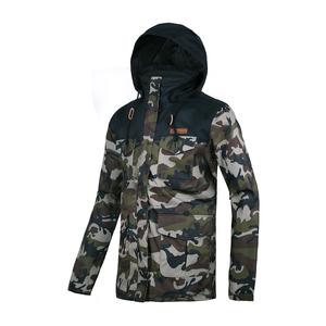 探路者外套 秋冬户外男式防风保暖旅行外套AEF91928