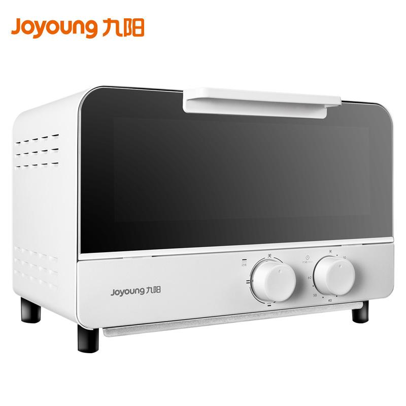 九阳电烤箱KX-J81家用迷你烘焙多功能全自动蛋糕小型小烤箱正品