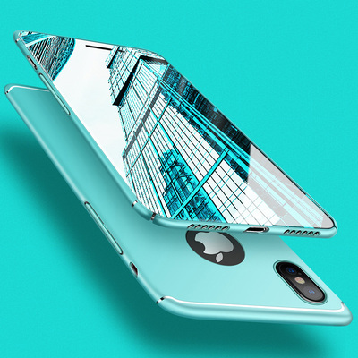 Personality Creative iPhoneX Mobile Shell New Apple iohone x Cover Girls 10 X Accessories