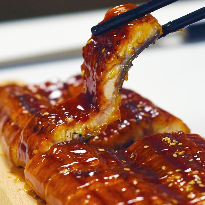 鲙品 即食整条日式蒲烧鳗鱼 500g 天猫优惠券折后¥88包邮(¥118-30)2件¥156