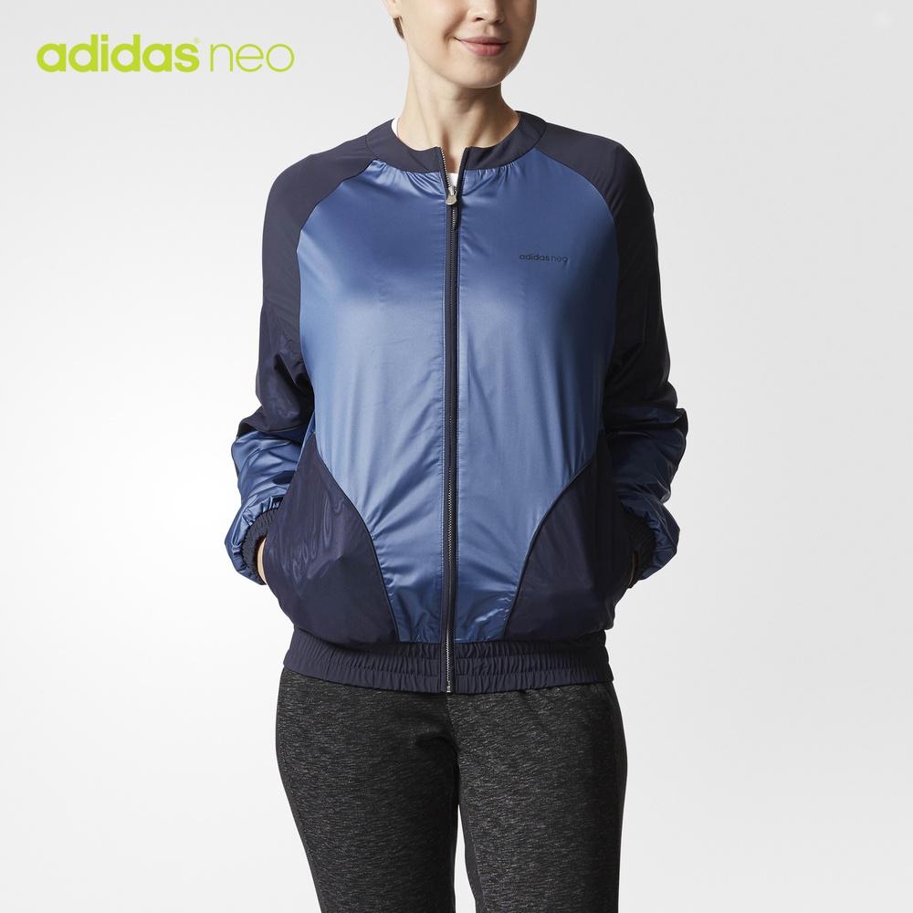 阿迪达斯官方adidas neo 女子 茄克 CD1905 CD2033 BQ4518