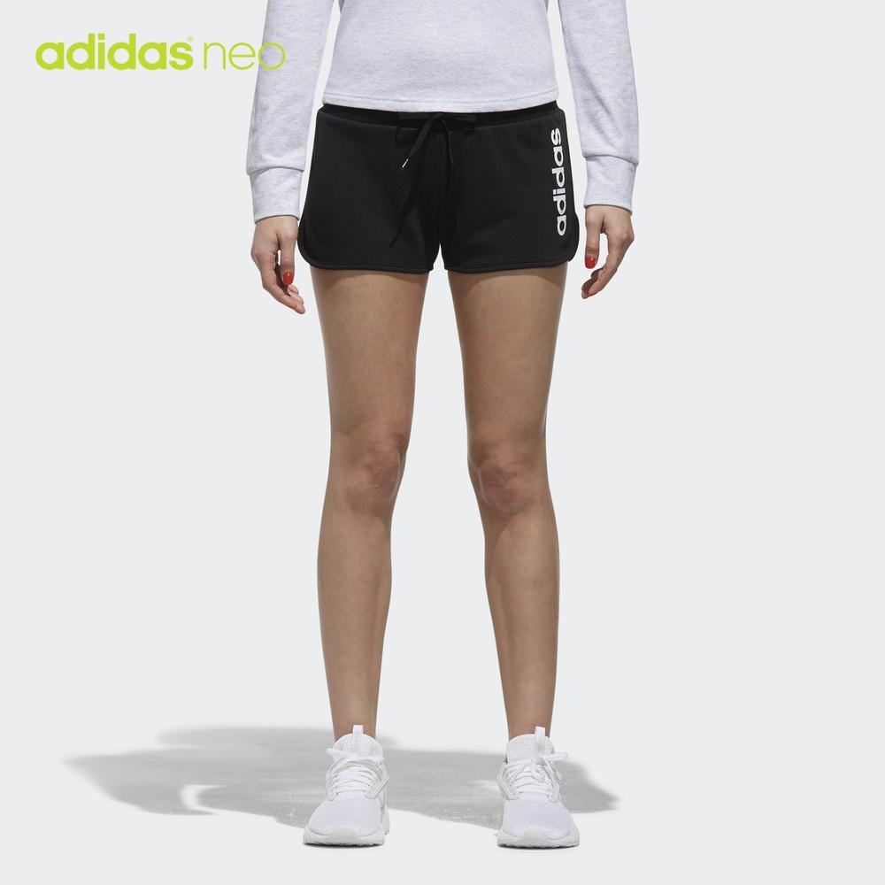 阿迪达斯官方adidas neo 女子 短裤 CV9209 CV9191