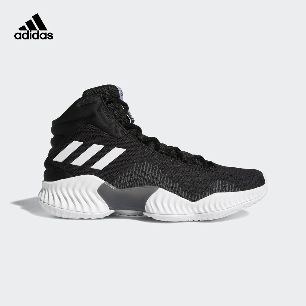 阿迪达斯官方adidas Pro Bounce 2018 男篮球 场上篮球鞋 AH2658