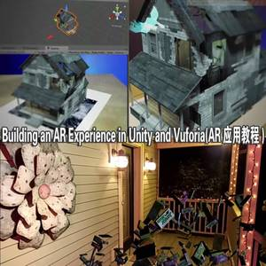T0101 Building an AR Experience in Unity and Vuforia(VR应用)