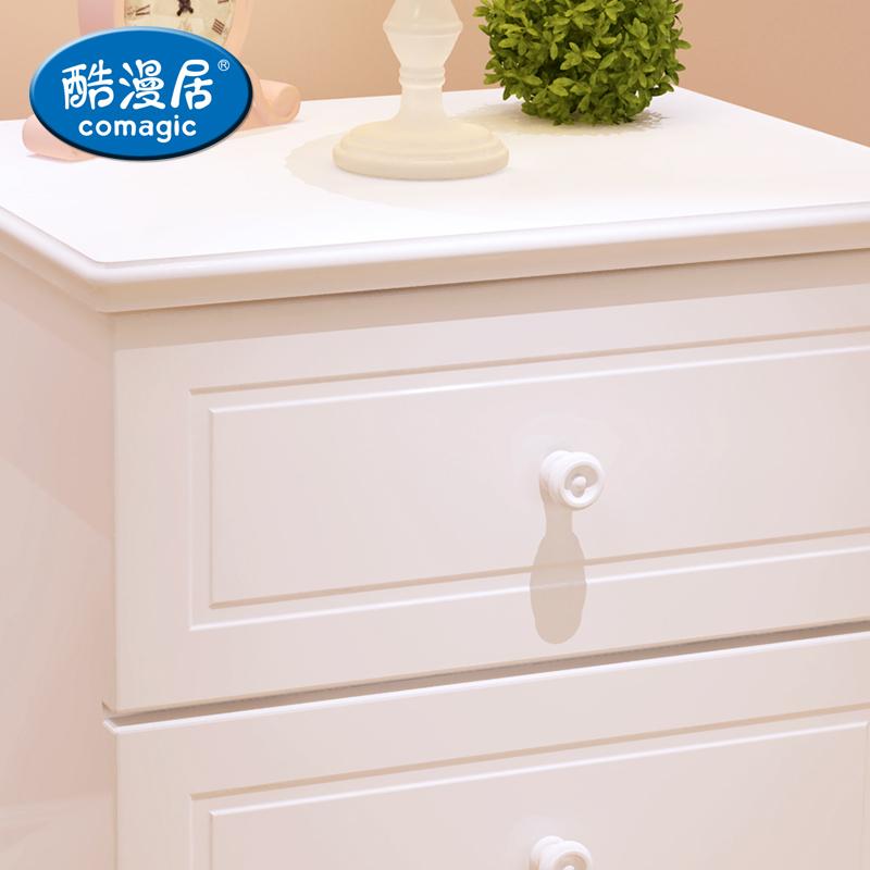 酷漫居儿童家具韩式床头柜