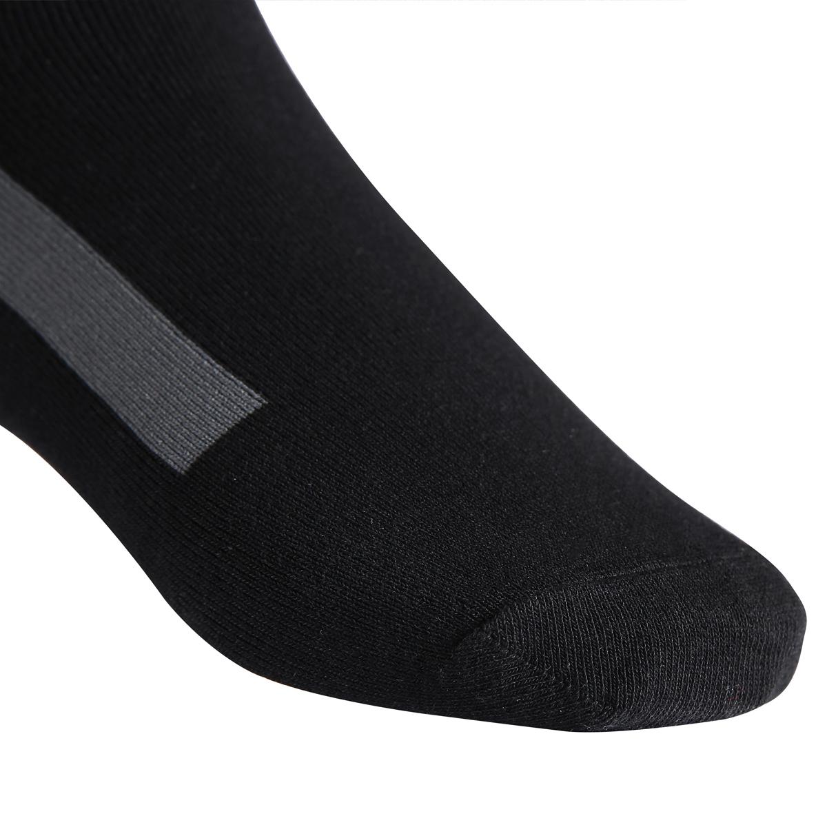 乔丹百尚新款男子时尚休闲袜 透气吸汗中筒袜 四季跑步纯棉男袜