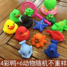 Игрушки для детского бассейна 003
