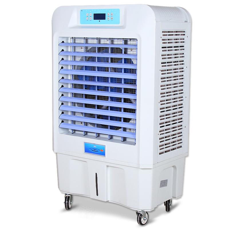 普林勒仕工业冷风机移动水冷空调扇网吧餐厅商用加水制冷风扇单冷